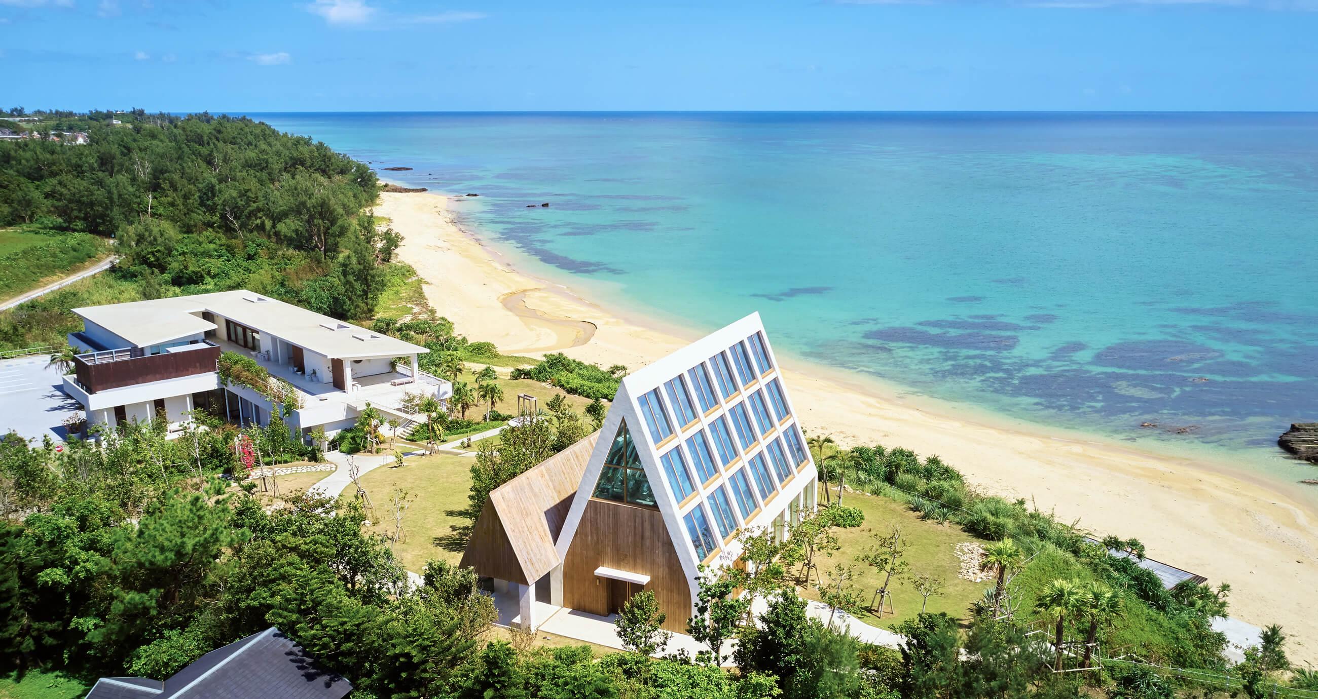 アールイズウエディングの沖縄
